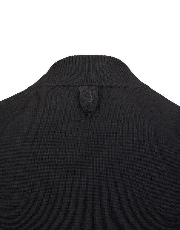 """Pullover full zip """"Jens"""""""