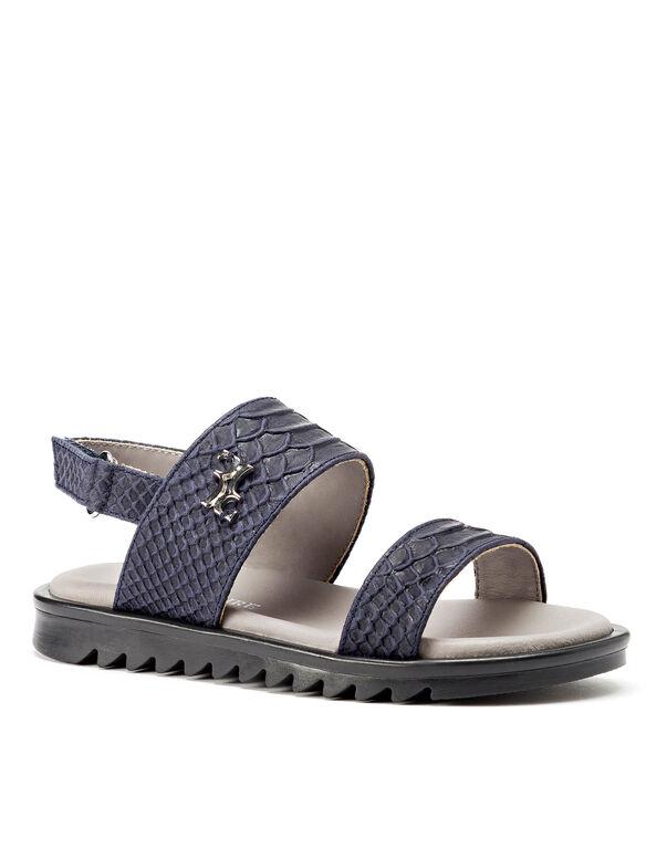 "Sandals Flat ""Ludovic"""