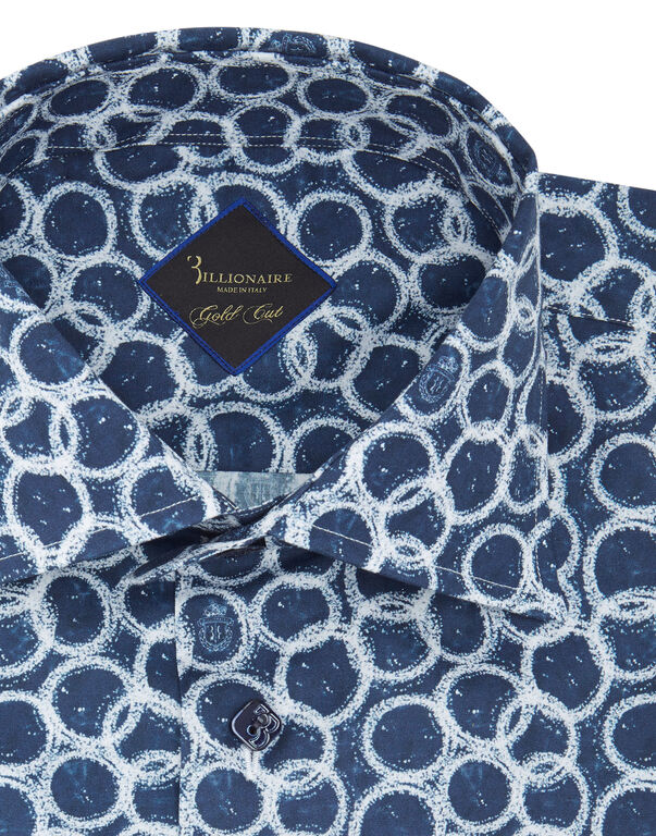 Shirt Gold Cut LS/Flavio Original