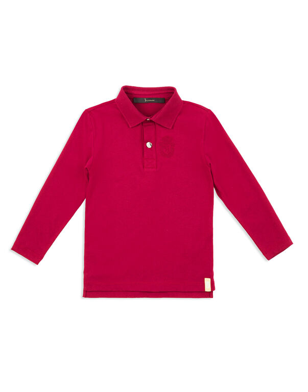 "Polo shirt LS ""Ed B."""