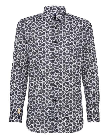 Shirt Silver Cut LS/Multi Original