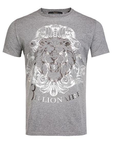 T-shirt Round Neck SS Leonard