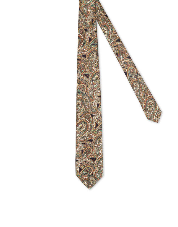 Tight Tie Paisley