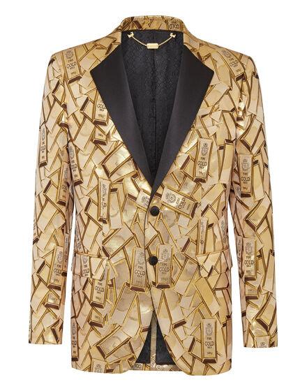 Blazer Super Slim Fit Gold