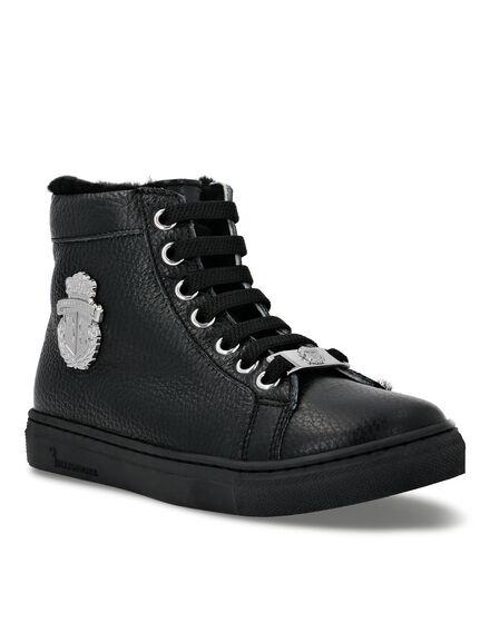 Hi-Top Sneakers Giglio