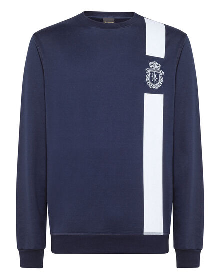 Sweatshirt LS Stripes