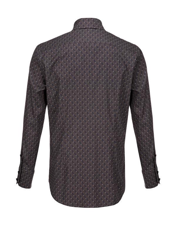 Shirt Silver Cut LS / Flavio All over BB