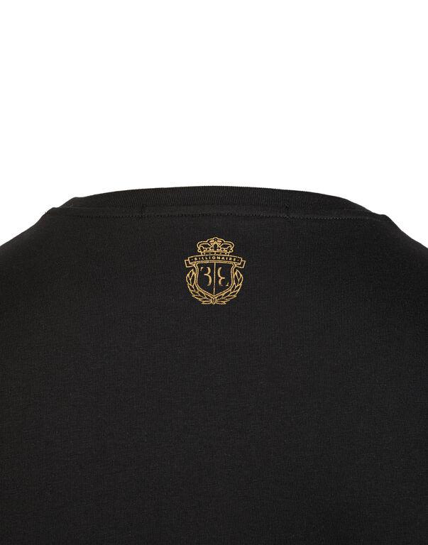 "T-shirt Round Neck SS ""Como Lake"""