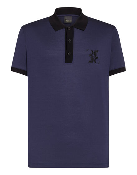 Polo shirt SS Baroque