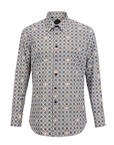 Shirt Silver Cut LS Gaspard