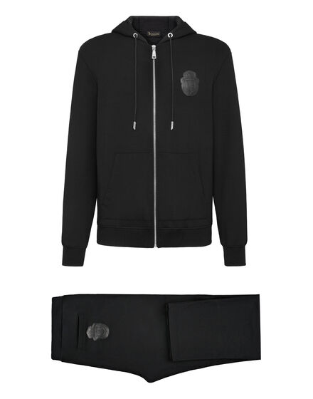 Hoodie/Trousers -T Crest