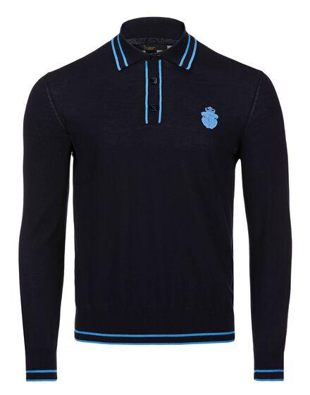 Pullover Polo-Neck LS Vilmar
