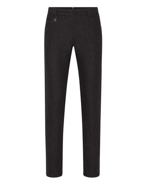 Slim Trousers Crest