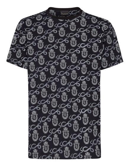 T-shirt Round Neck SS  Snake