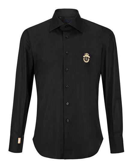 Shirt Gold Cut LS Adrian