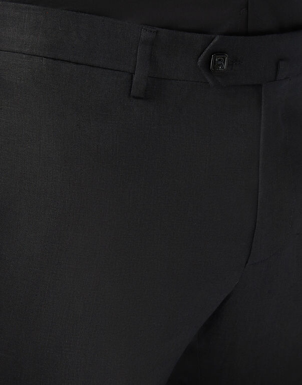 Slim Trousers Chino Crest