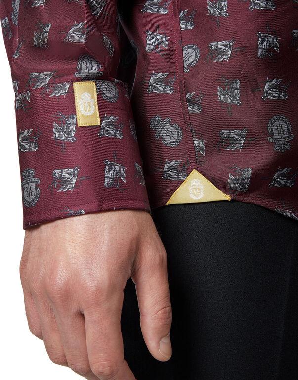 Shirt Gold Cut LS/Flavio Horses