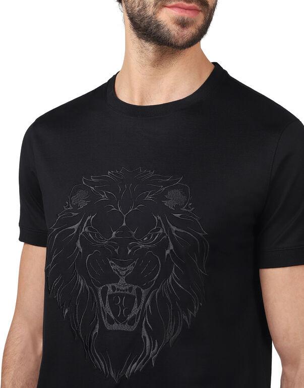 T-shirt Round Neck SS Lion
