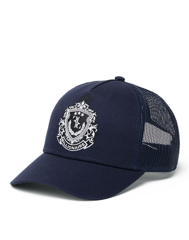 Visor Hat Crest