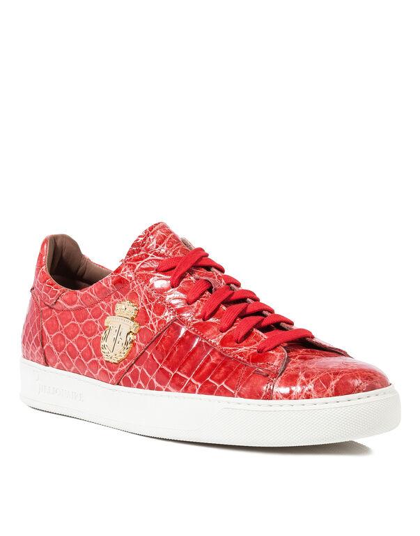 "Lo-Top Sneakers ""Grey"""