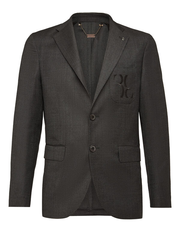 Blazer Slim Fit Double B