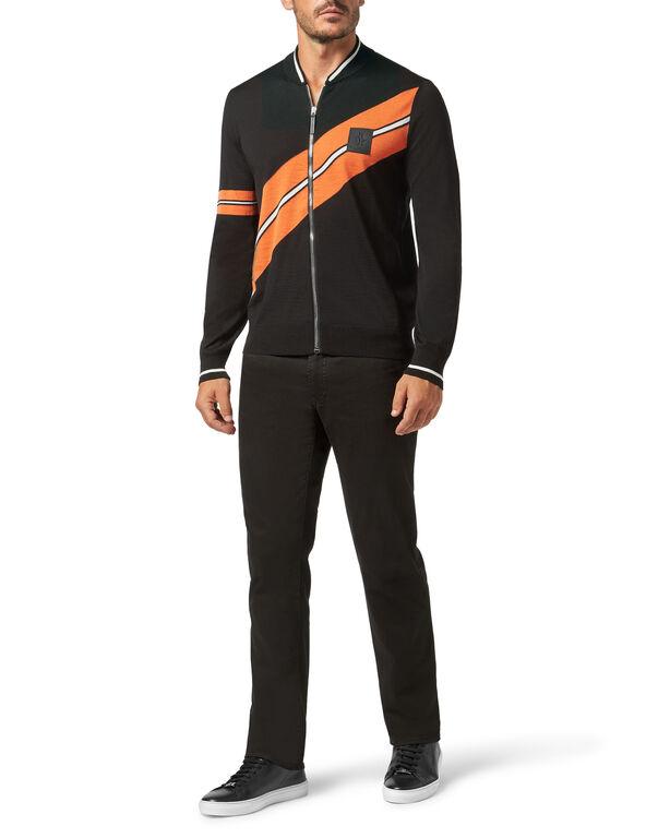 Pullover full zip Cars Racing