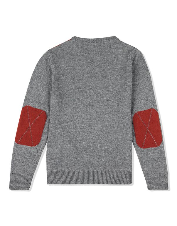"Pullover Round Neck LS ""Noble One"""