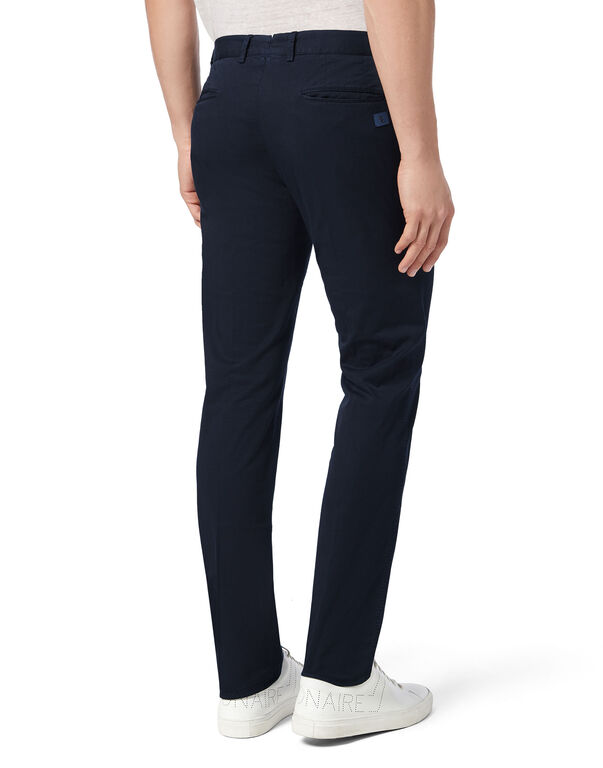 Slim Trousers Chino Double B