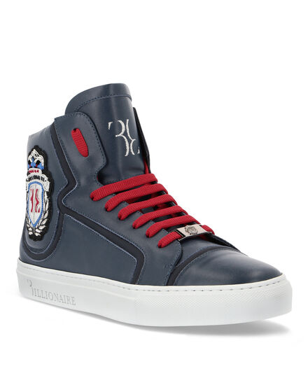 Hi-Top Sneakers Pedro