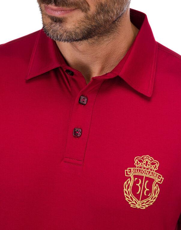Polo shirt SS Crest