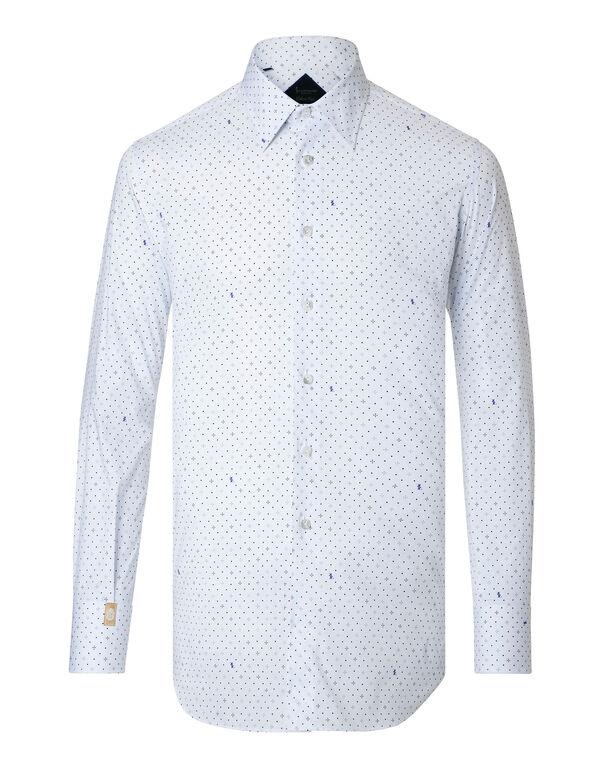 """Shirt Silver Cut LS """"Bernard"""""""