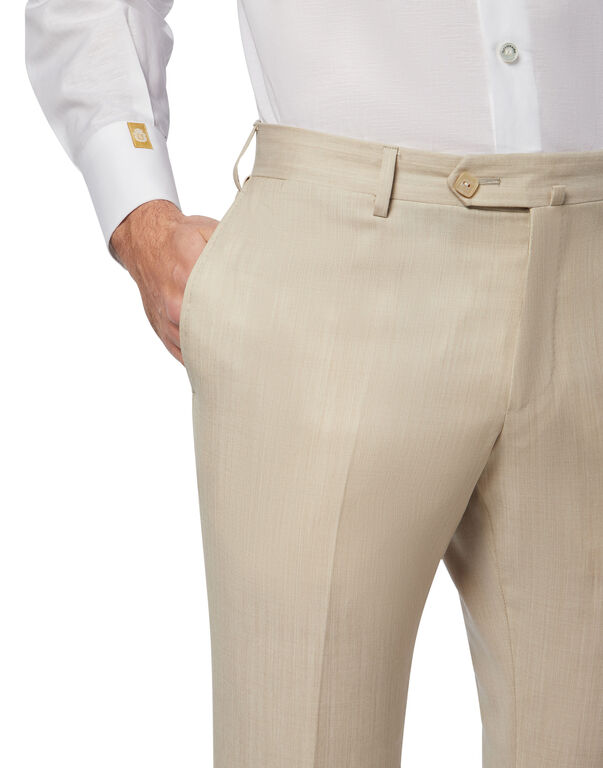 Long Trousers  Chino Regular Fit Statement