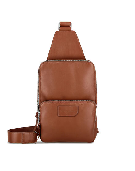 Leather Cross Body Istitutional