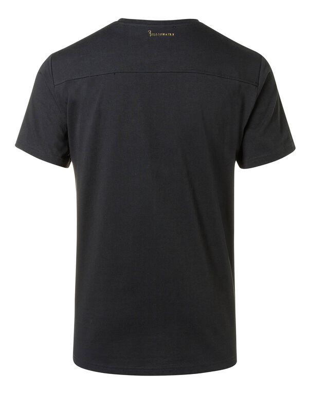 "T-shirt Round Neck SS ""Al"""