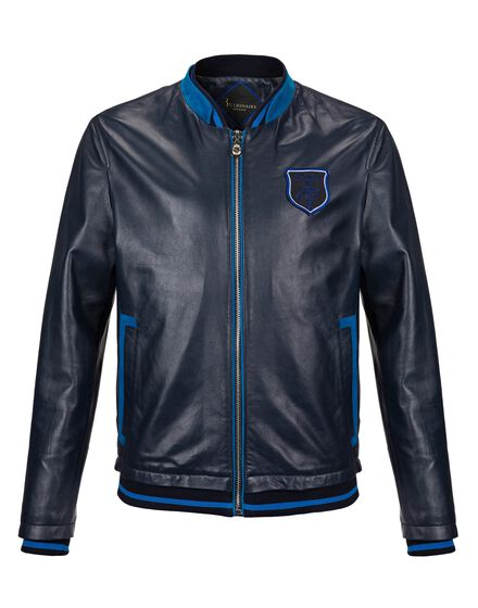 Leather Bomber Benjamin