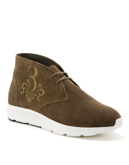 Lo-Top Sneakers Baroque man