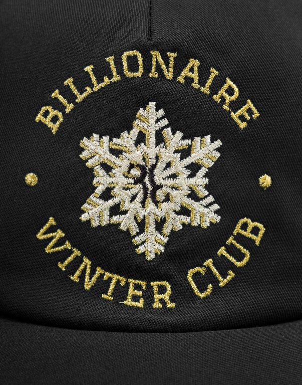 Visor Hat Winter Club