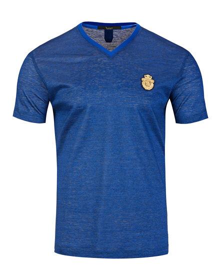 T-shirt V-Neck SS Noel