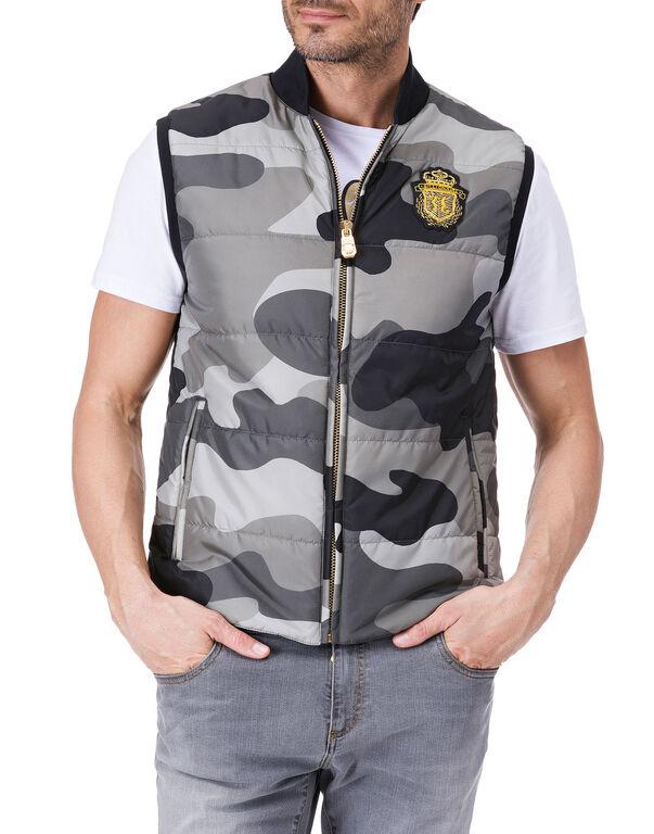 "Short Vest ""Chad"""