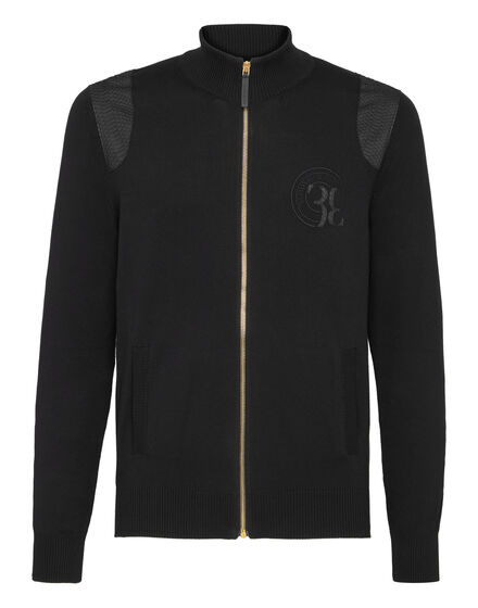 Pullover full zip LS Luxury