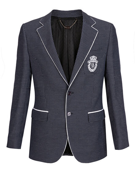 Blazer Regular Fit Crest