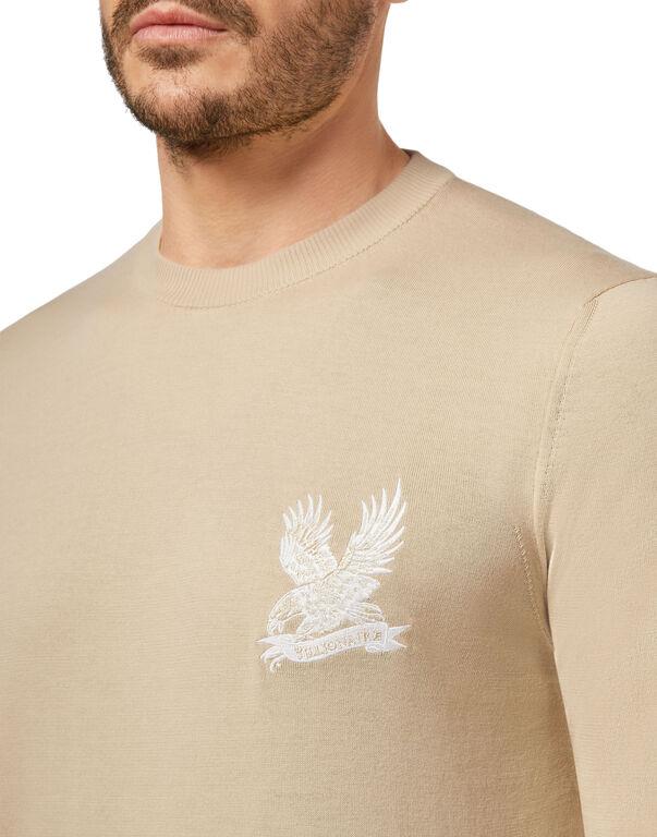 Pullover Round Neck LS Falcon
