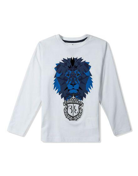 T-shirt Round Neck LS Royal Mind