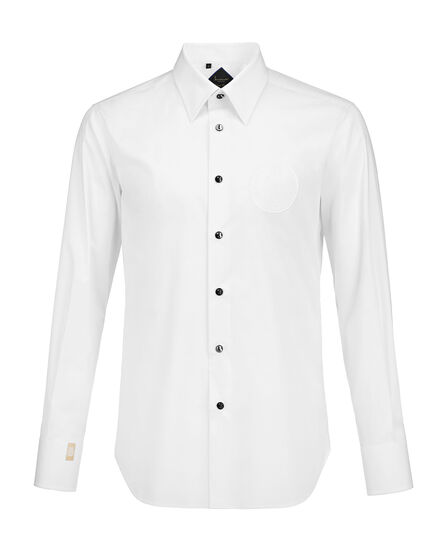 Shirt Silver Cut LS Alvaro