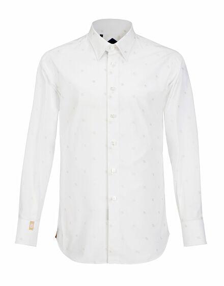 Shirt Silver Cut LS Boss