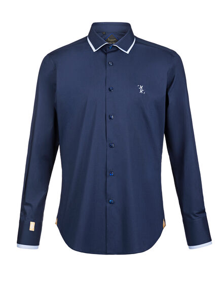 Shirt Silver Cut LS Antòn
