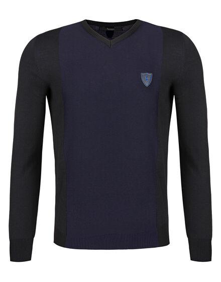 Pullover V-Neck LS Tobias