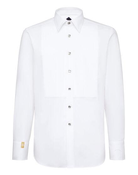 Shirt Gold Cut LS/Milano Elegant