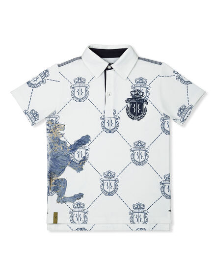 Polo shirt SS Luc