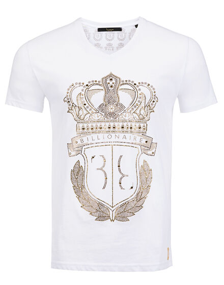 T-shirt V-Neck SS Railey